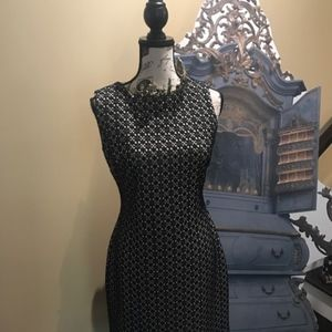 Black Design Gibson Latimer Dress